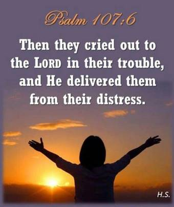 Image result for psalm 107:6